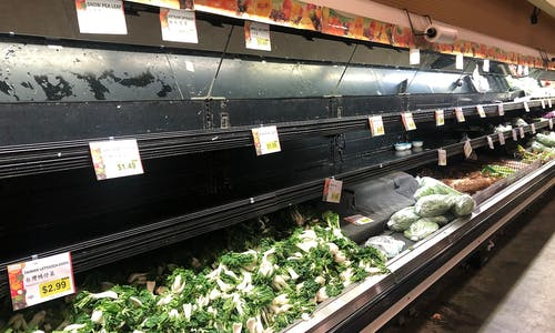 'Vicious cycle' of food insecurity, social tension links climate to global conflict
