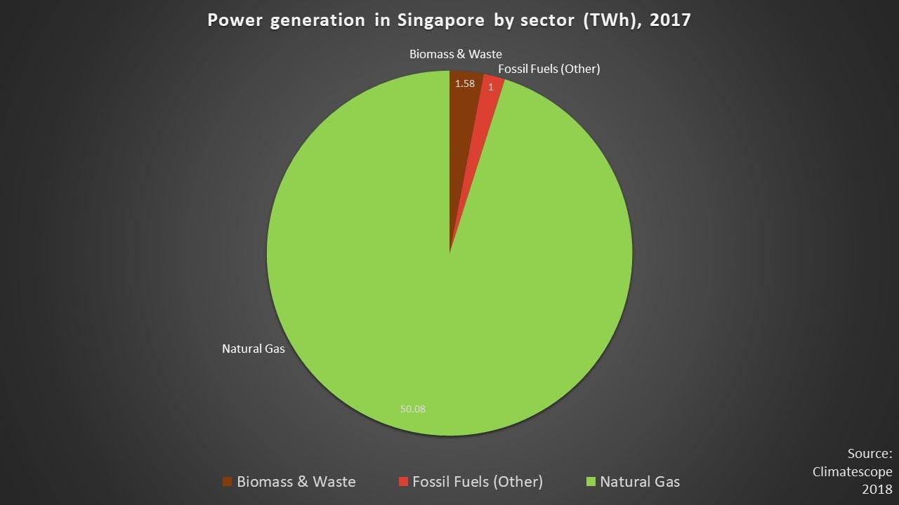 Singapore energy 2017