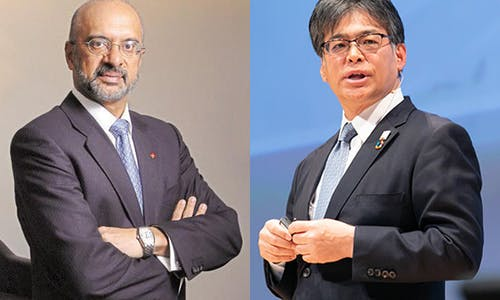 DBS and Fujitsu CEOs join expanded WBCSD exco