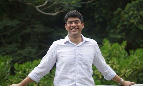 How I got here... Sujay Malve, chief executive of Canopy Power