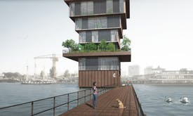 This vertical farm idea promotes beekeeping, aquaponics and algae production. Can it take off in Asia?