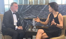 Sustainability One on One: Palm oil proponent Simon Lord in conversation with apparel futurist Pamela Mar