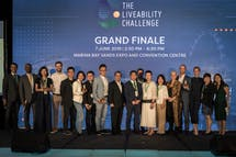 Seven finalists to compete in The Liveability Challenge 2020