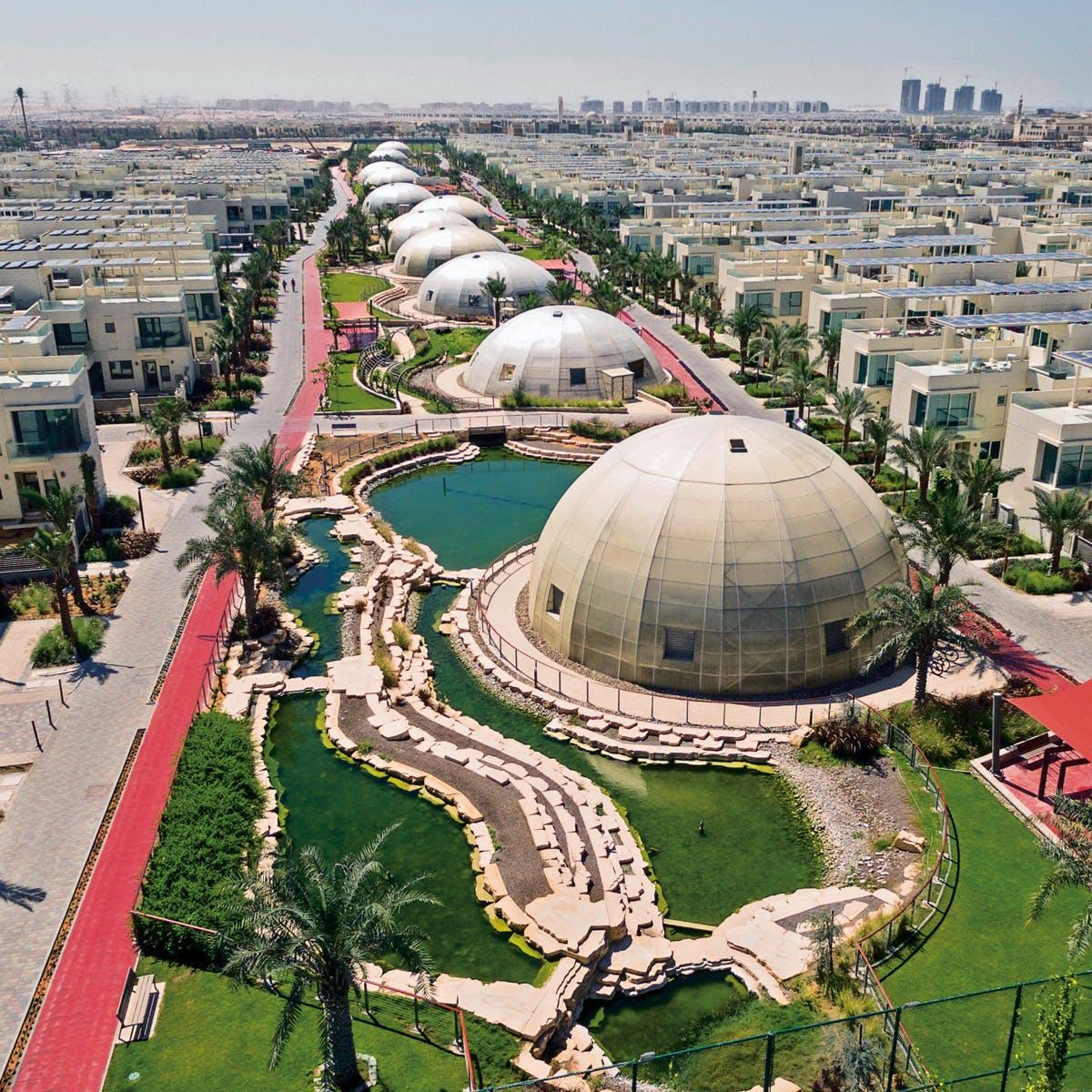 sustainable city dubai