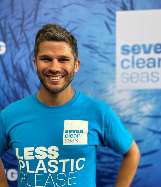 Tom Peacock-Nazil, founder, Seven Clean Seas