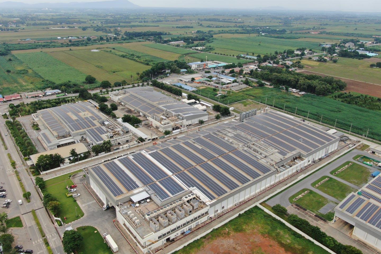 Total Solar Betagro site