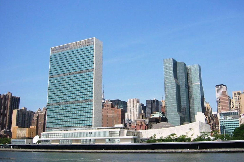 UN Headquarters NY