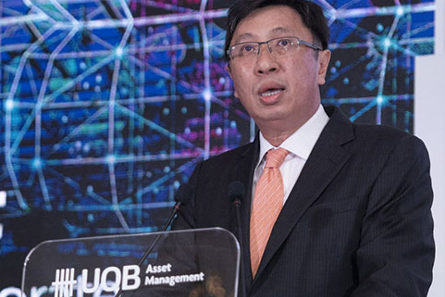 Thio Boon Kiat, CEO of UOB Asset Management