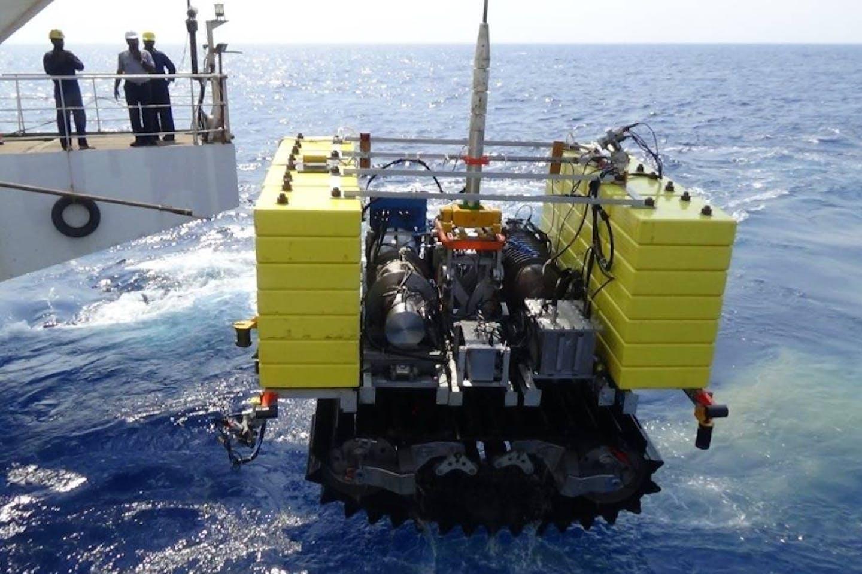 deep sea mining in India