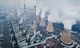 China to cut energy intensity, but no consumption cap in new 5-year plan