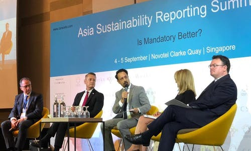 Rival standards bodies team up to clarify sustainability reporting as Covid increases pressure to disclose ESG data