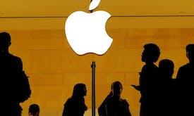 Apple wins global award for efforts to eradicate slave labour