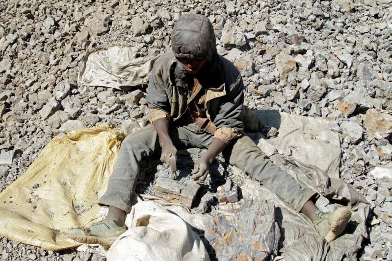 artisanal miner