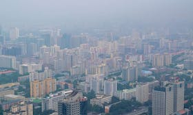 How has the pandemic really affected air pollution?
