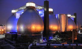 Conversion of biowaste into biogas could power cleaner, sustainable Earth future
