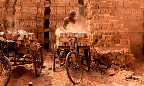 Targeting pollutive brick kilns in Bangladesh with AI