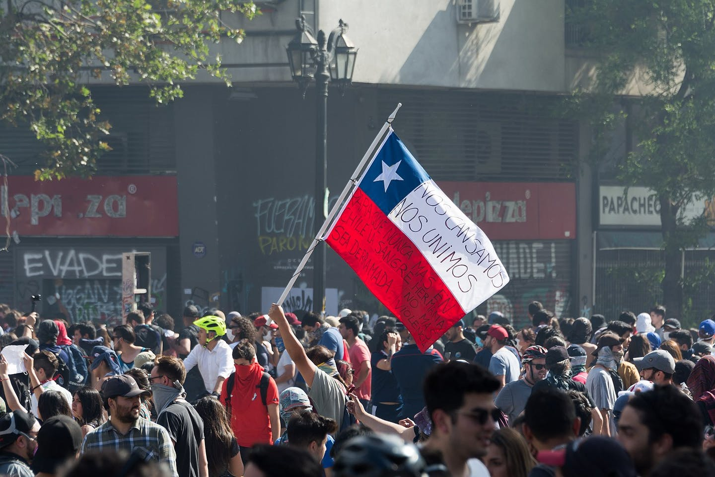 chile protests cop25