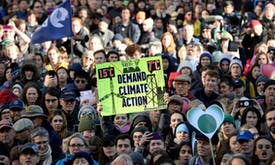Uncertainty over UN talks must not delay climate action, green groups say