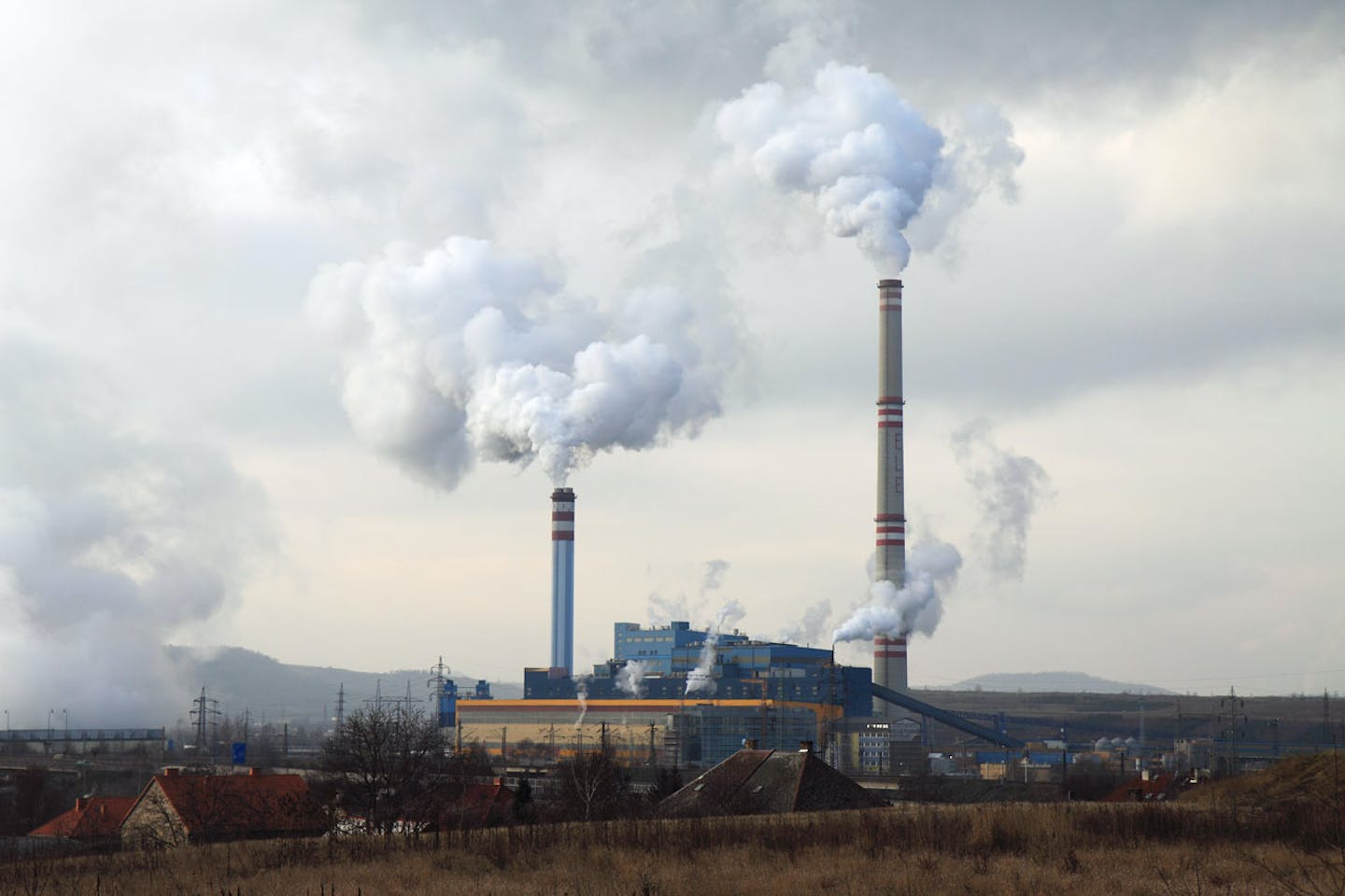 coal fired power plant 1