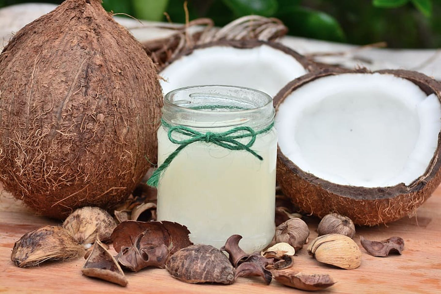 coconut fruit production more harmful