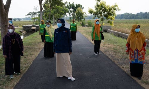 Eco-friendly Eid—the Indonesian women on a mission to plant trees