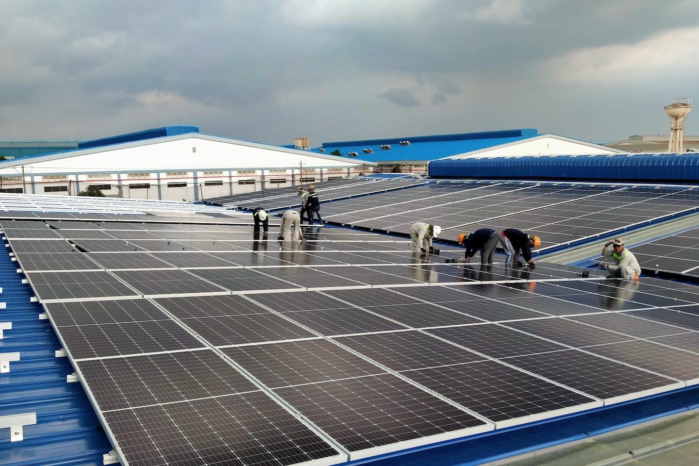 ecoligo, solar installation