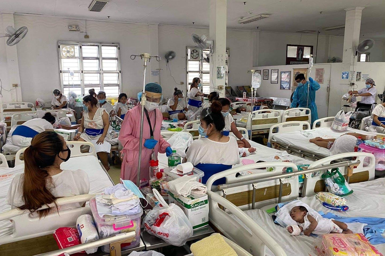 fabella hospital covid