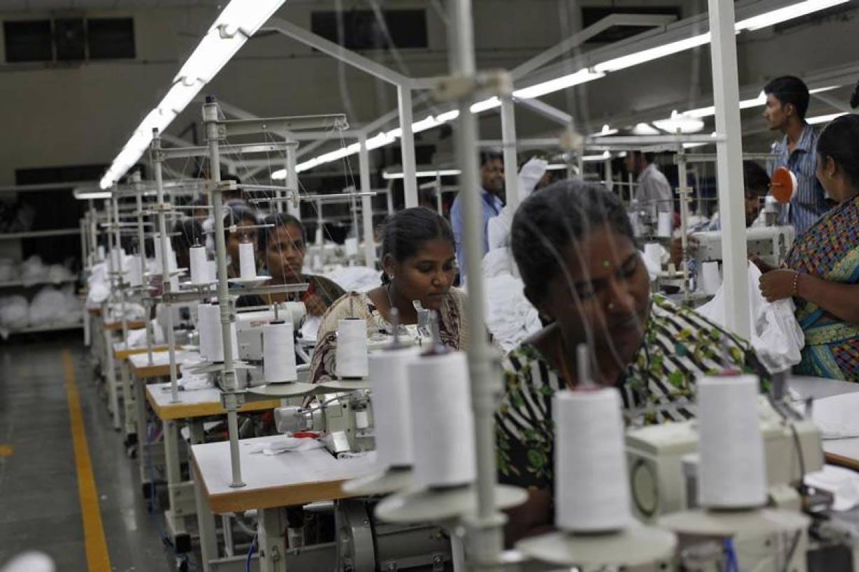garment workers in Tamil Nadu India