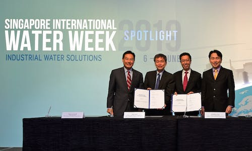 Global thirst: A spotlight on water in industry