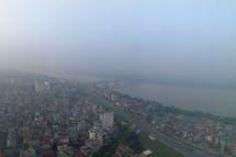 Air quality app goes dark in Vietnam as hazardous haze hits Hanoi