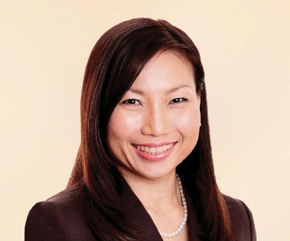 Lynette Leong, CapitaLand