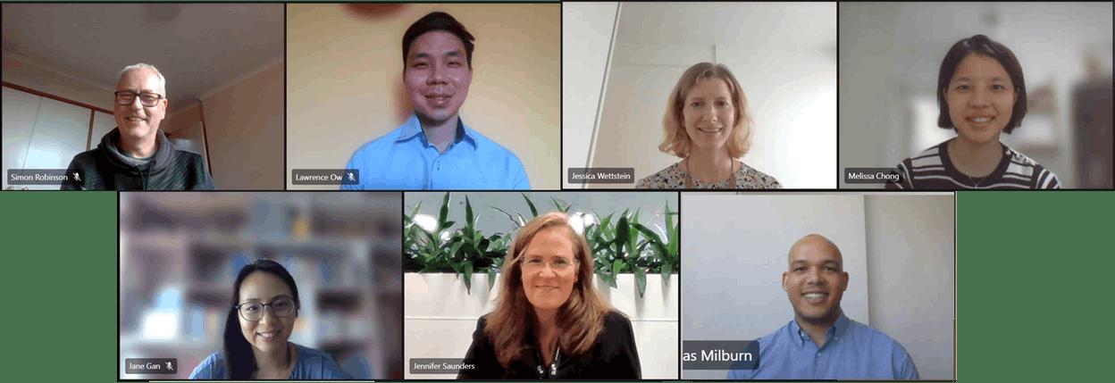 Corporate Citizenship's Asia Pacific team