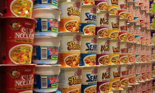 A new recipe for instant noodles: One man's quest to transform comfort food, and help the planet
