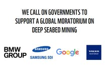Samsung, Google, BMW and Volvo join call to ban deep sea-bed mining