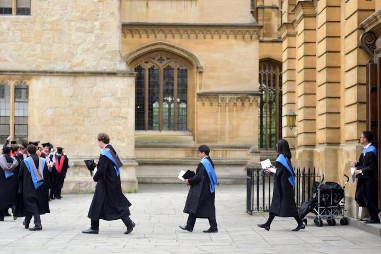 Oxford grads