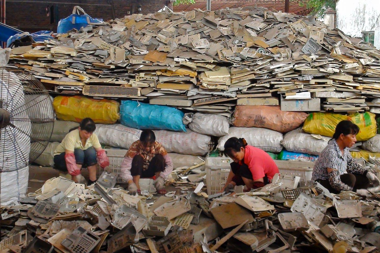 Plastic, circular economy, Asia
