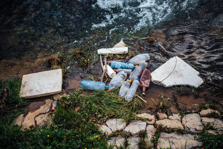 plastic waste irreversible