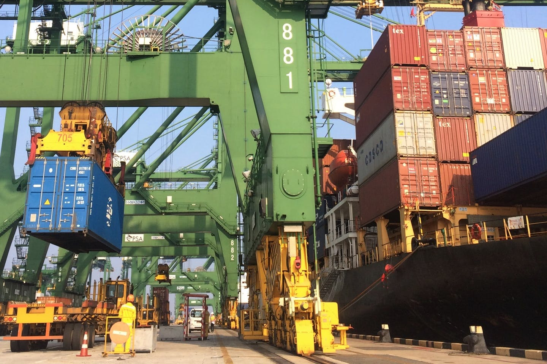 port shipping