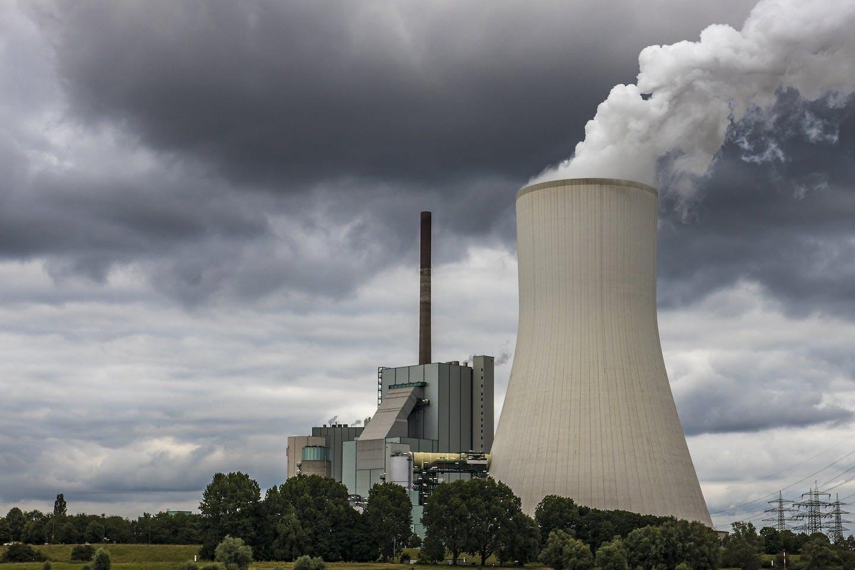 coal plant carbon pricing
