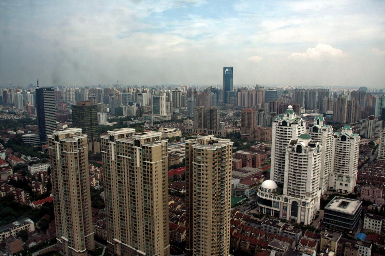 shanghai leading china's energy transition