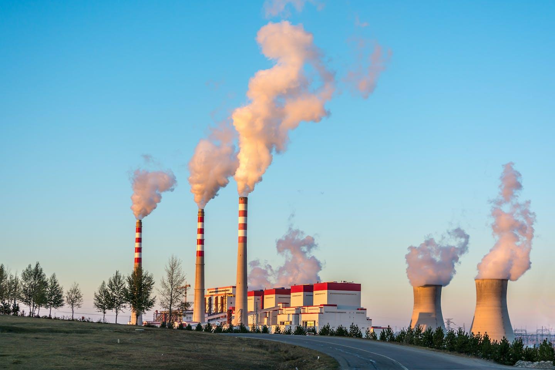 Coal power, China, emissions pledge