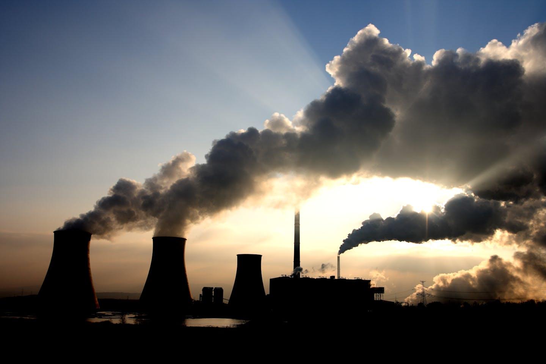 Coal power plant, Laos