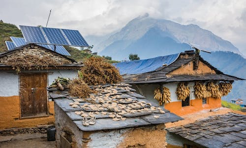 To improve lives, rural electrification efforts must respond to local aspirations