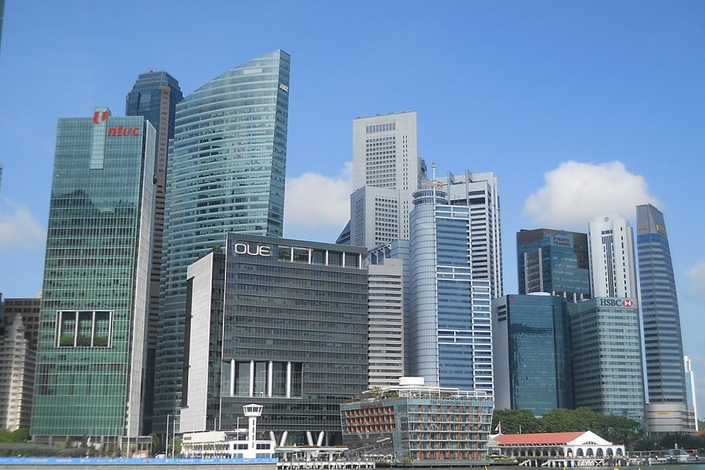 SG financial district new MAS guidelines