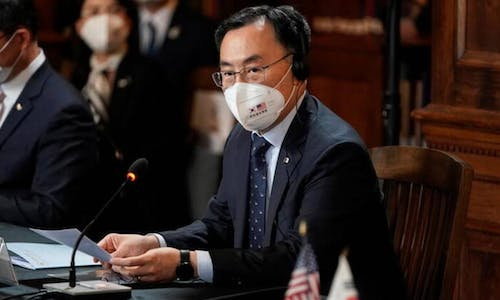 Going carbon-neutral is a business opportunity, says South Korean minister