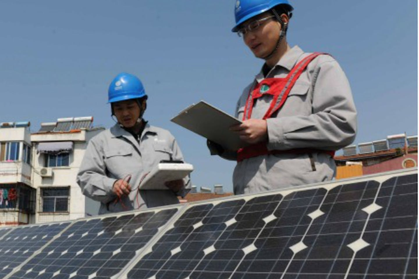 Solar deployment in China
