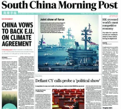 china news climate change