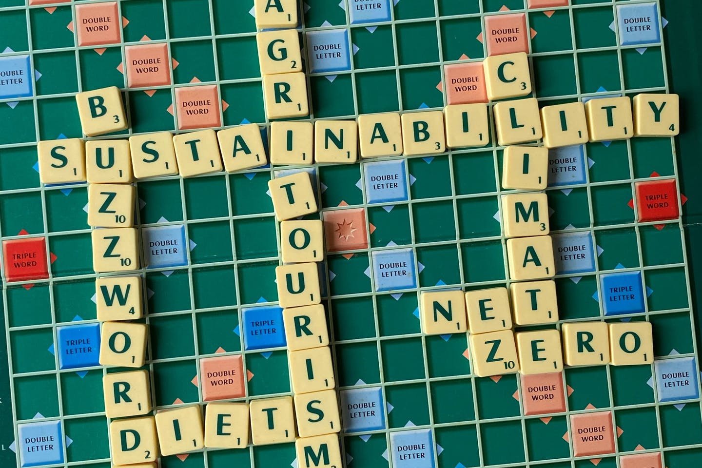 Sustainability buzzwords