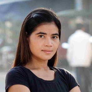cambodian activist