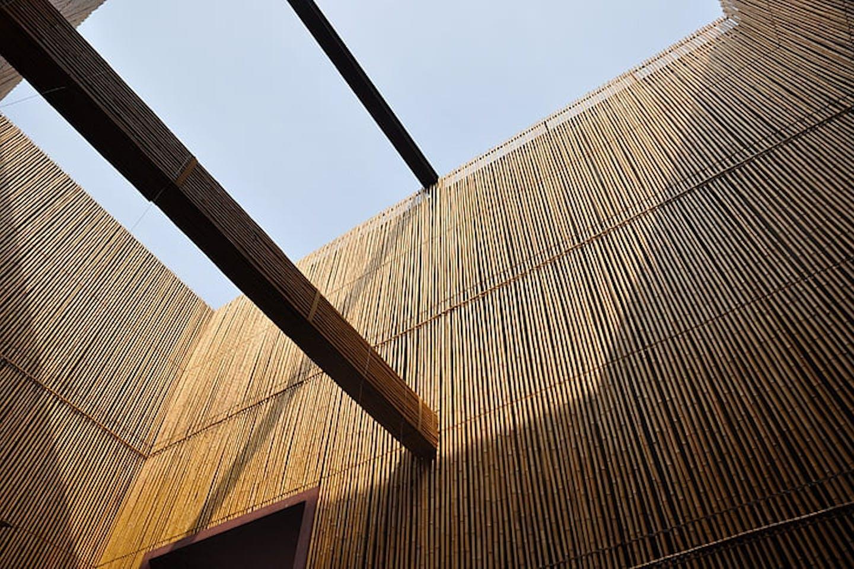 bamboo wall 1
